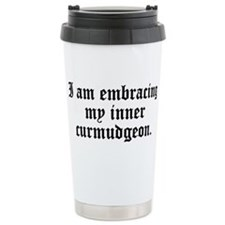Inner Curmudgeon Ceramic Travel Mug
