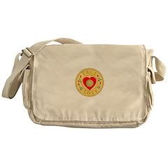Tennis True Love Golden Seal Messenger Bag