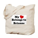 My Heart: Brianne Tote Bag
