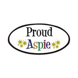 Proud Aspie Patches
