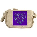 Love Aglow Messenger Bag