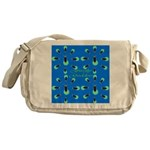 Firefly Goddess Messenger Bag