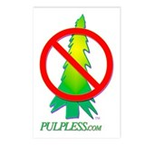Pulpless.Com Postcards (Package of 8)