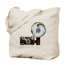 Cute Old ads Tote Bag