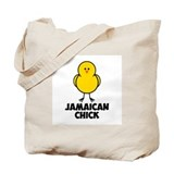 Jamaican Chick Tote Bag