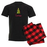 Christmas Tree Carissa pajamas