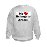 My Heart: Araceli Sweatshirt