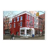 Winter on Bleeker Street Postcards (Package of 8)