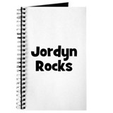 Jordyn Rocks Journal