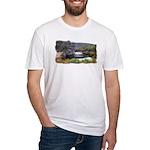 GOCA Coat of Arms Ash Grey T-Shirt