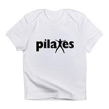 New! Pilates by Svelte.biz Infant T-Shirt