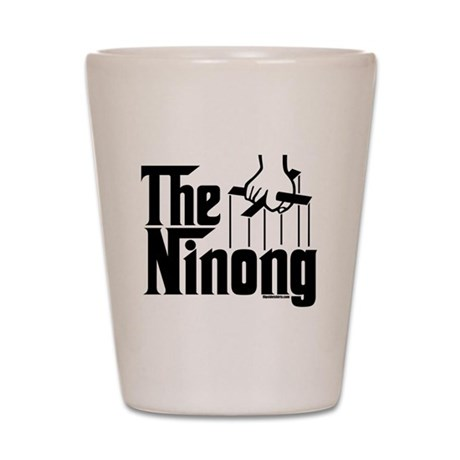 The Ninong Shot Glass