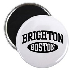 Brighton Boston Magnet