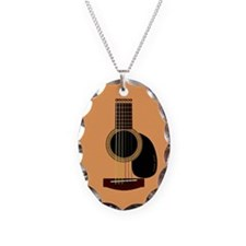 acoustic guitar Necklace