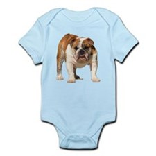Bulldog Items Infant Bodysuit