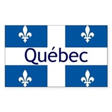 Collant / Sticker Québec