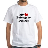 My Heart: Desiree Shirt