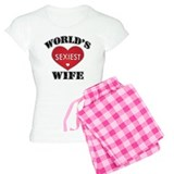 World's Sexiest Wife pajamas