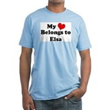 My Heart: Elsa Shirt