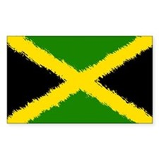 Flag of Jamaica Decal