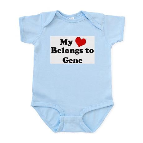 My Heart: Gene Infant Creeper