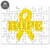 Hope Yellow ribbon Puzzle