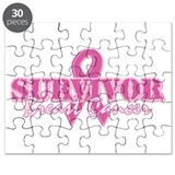 Survivor Breast Cancer Puzzle
