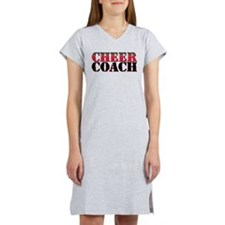 Cheer Coach Women's Nightshirt