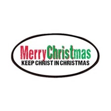Merry Christmas KCds Patches