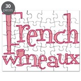French Wineaux Puzzle