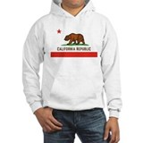 California State Bear Flag Jumper Hoody