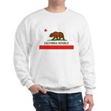 California State Bear Flag Sweatshirt