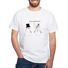 Snowman Smells Carrots Shirt
