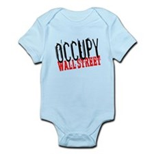 Occupy Wall Street: Infant Bodysuit