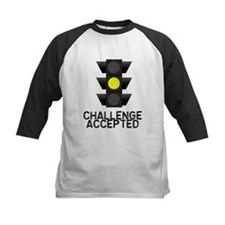 Challenge Accepted Yellow Lig Tee
