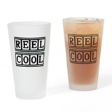 Reel Cool! Drinking Glass