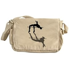 High Jumper Messenger Bag
