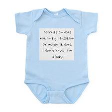 Correlation Infant Bodysuit