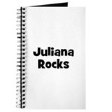 Juliana Rocks Journal