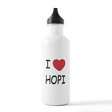 I heart hopi Water Bottle