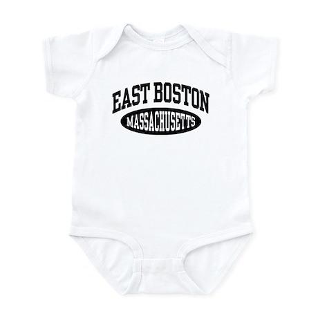 East Boston Infant Bodysuit