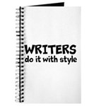 Writers Do It With Style Journal