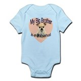 Chihuahua Brother Onesie