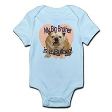 Bulldog Brother Infant Bodysuit