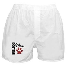 Bulldog Mom 2 Boxer Shorts