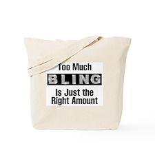 Cute Bedazzle Tote Bag