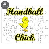 Handball Chick Puzzle