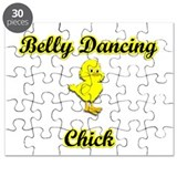 Belly Dancing Chick Puzzle