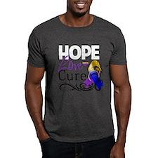 Hope Cure Bladder Cancer T-Shirt