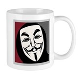 Occupy Mask Mug